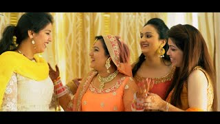 Din Shagna Da | Best Punjabi Wedding Highlight | Rajwinder & Rupinder | Cinestyle India | Chandigarh
