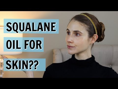 SQUALANE OIL FOR SKIN  DR DRAY