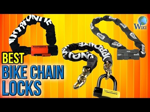 10 Best Bike Chain Locks 2017