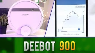 Best bang for your buck Robotic Vacuum? \\ Deebot 900