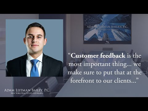 """Customer feedback is the most important thing… we make sure to put that at the forefront to our clients…"" testimonial video thumbnail"