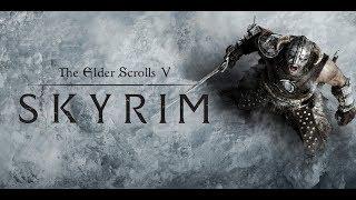 Skyrim (без автолевелинга) - прохождение #2 - вышли в мир