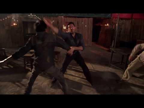 Ninja- Shadow of a Tear Badass Fight Scene :)