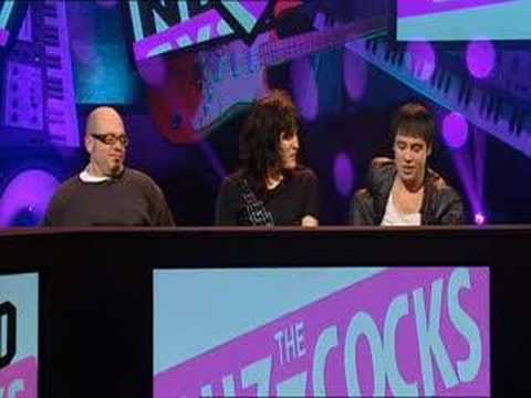 Never Mind The Buzzcocks - Simon Amstell says something that is definitely wrong