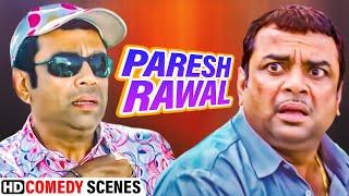 Best Comedy Scenes of Paresh Rawal | Phir Hera Pheri - Awara Paagal Deewana - Deewane Huye Paagal