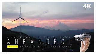 [Episode 13]-Anbandegi FPV cinematic drone shot from Noon to Sunset (안반데기 드론 샷-낮부터 노을까지)