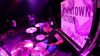 The Downtown Fiction - Don't Count Me Out (Live Video)
