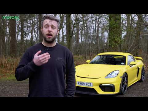 Motors.co.uk - Porsche Cayman GT4 Review