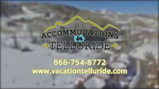 Accomodations In Telluride Winter AREA Front and Back Logo