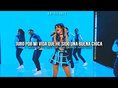 Camila Cabello ft. DaBaby - My Oh My [Letra en español + Lyrics]