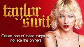 ME ! ( LYRICS ) - Taylor Swit