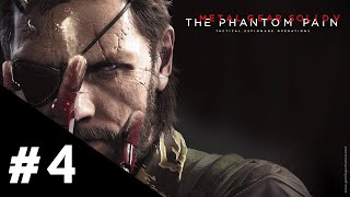 Metal Gear Solid V The Phantom Pain FR | Épisode 4 : C2W - Gameplay Walkthrough