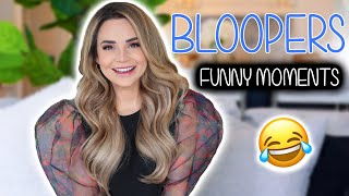 Rosanna Pansino NEW Bloopers and Funny Moments! thumbnail