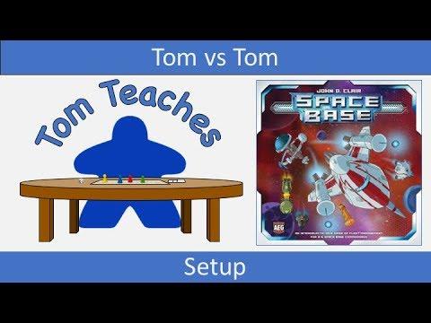 Tom Teaches Space Base  (Setup)