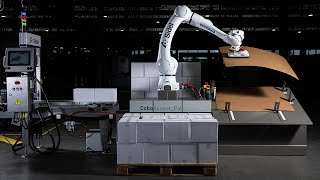 Video: Sidel představuje spolupracující cobot