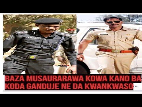 Bazamu Saurarawa Kowa A Kano Ba Koda Kwankwaso ne Da Ganduje Inji Sabon Kwamashinan Yan Sandan Kano