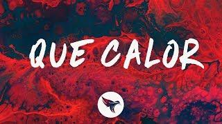Major Lazer   Que Calor (Letra  Lyrics) Ft. J Balvin & El Alfa