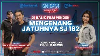 Di Balik Film Mengenang Jatuhnya Pesawat SJ182 hingga Cita-cita Lucky Jae Punya Rumah Produksi