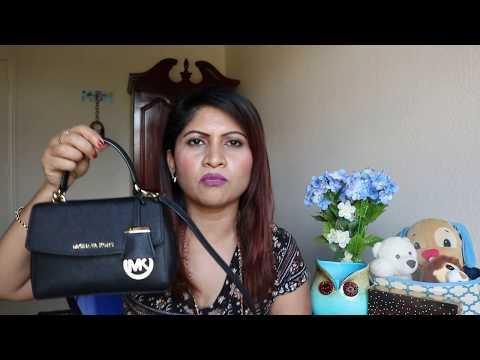 Michael Kors Ava Crossbody Handbag Review