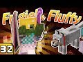FRIGIEL & FLUFFY : L'ÉTAGE INFERNAL | Minecraft - S4 Ep.32