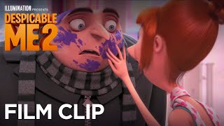 "Despicable Me 2 | Clip: ""Lucy Surprises Gru at the Cupcake Shop"" 