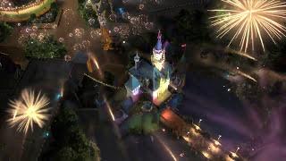 Disneyland Hong Kong - Electric Light Parade