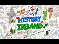 The History of Ireland in 11 Minutes (Remastered) - Manny Man Does History