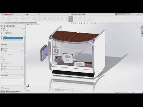 SOLIDWORKS 2018 - 3D Interconnect Verbesserungen