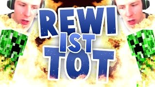 REWINSIDE IST TOT! [Song] Minecraft VARO 3 #7 (Lukas, der Rapper)