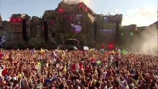 Alesso Vs OneRepublic - If I Lose Myself (Alesso Remix) @ Tomorrowland 2013