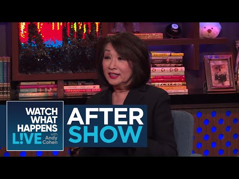 After Show: Richard Nixon Asked Connie Chung What!? | WWHL