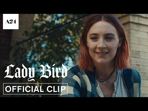 Lady Bird Clip 'Coffee Shop'
