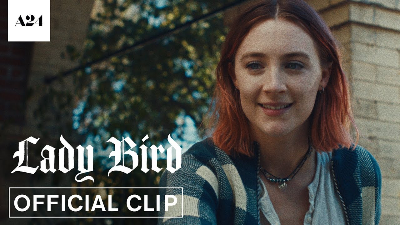 >Lady Bird | Coffee Shop | Official Clip HD | A24