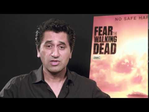 , title : 'AMC Fear the Walking Dead - Cliff Curtis para Orange TV'