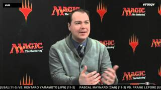 Pro Tour Oath of the Gatewatch Sideboard Spotlight with Ian Duke