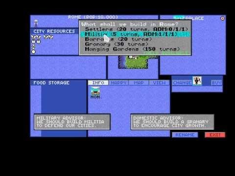 Civilization (Amiga)