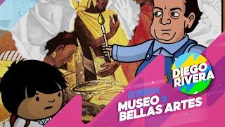 Diego Rivera - Excursión Al Museo De Bellas Artes
