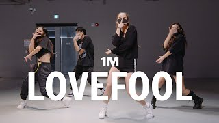 twocolors - Lovefool / Jane Kim Choreography