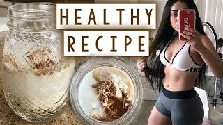 OVERNIGHT OATS | HEALTHY RECIPE FOR WEIGHT LOSS
