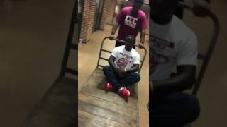 #ibetYouWontChallenge @famousAmos_Sofunny Coahoma Community College during a meeting