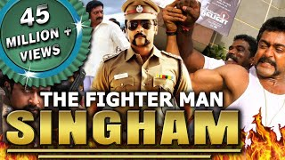 The Fighterman Singham (Singam) Tamil Hindi Dubbed Full Movie | Suriya, Anushka Shetty