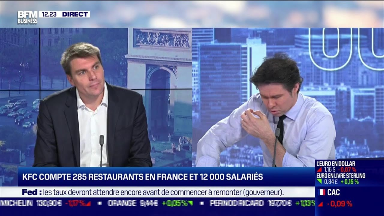 Nutriscore, KFC s'engage à ne plus avoir aucun produit au niveau E à partir de 2022 - 20/10