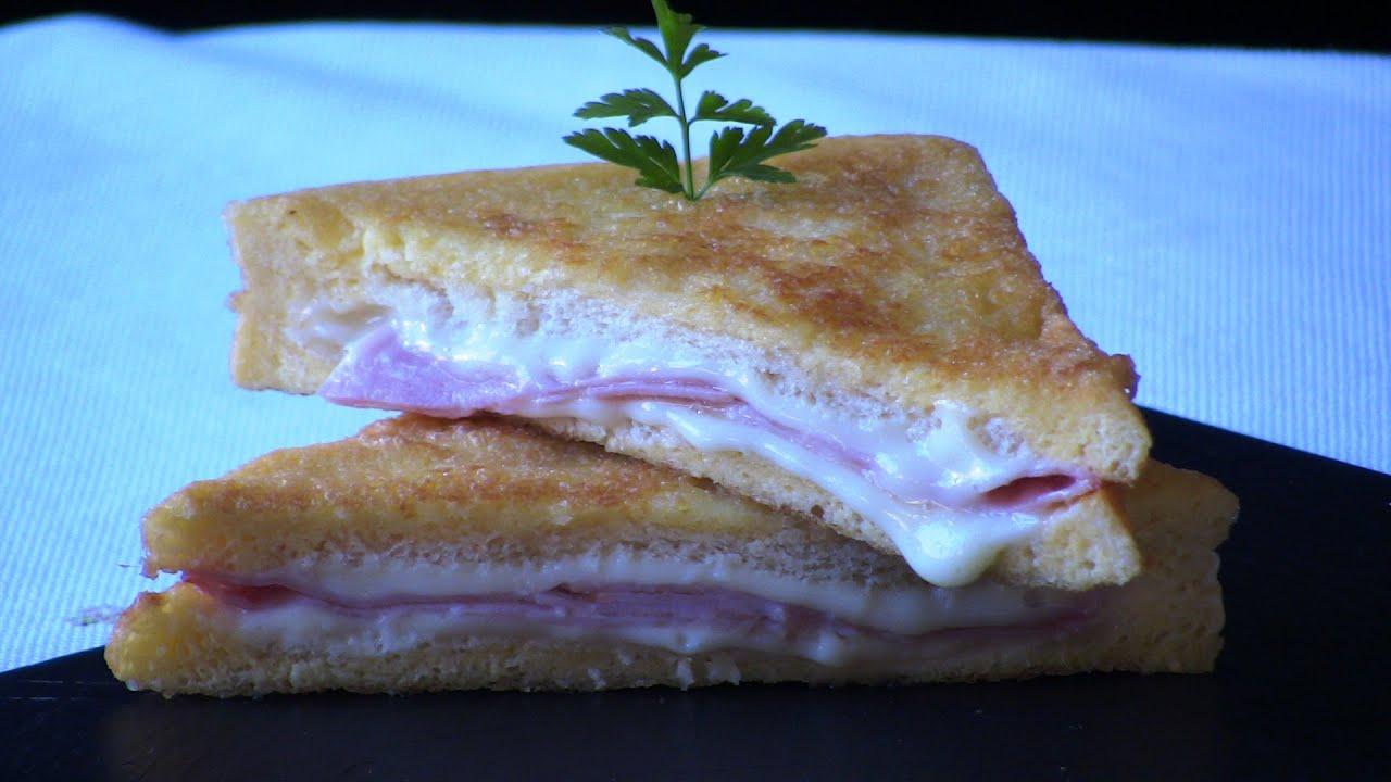 Sándwich frito | Javier Romero