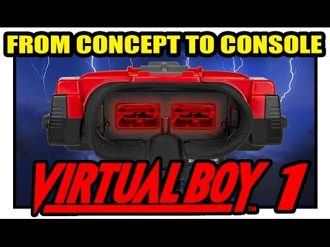 The Virtual Boy - Nintendo's Biggest Flop? - Part 1 - From Concept to Console