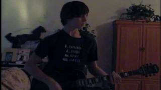 My Town-Armor For Sleep[Guitar Cover]
