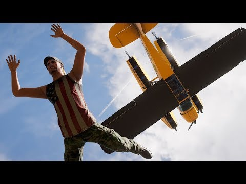 farcry 5: the airplane adventure