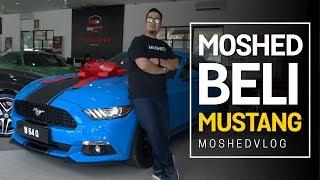Moshed Beli MUSTANG | Moshed Vlog