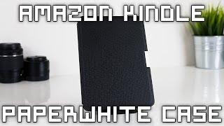 Amazon Kindle Paperwhite Case Review