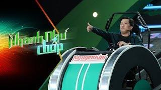 Trường Giang Nhẹ Nhàng Chặt Chém Hari Won | Nhanh Như Chớp | Tập 42 Full HD: