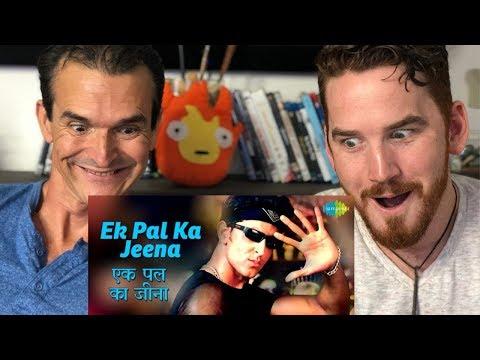 Hritik Roshan | Ek Pal Ka Jeena Song REACTION!!